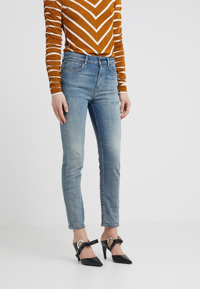 LEISURELY - Jeans Skinny Fit - industrial blue
