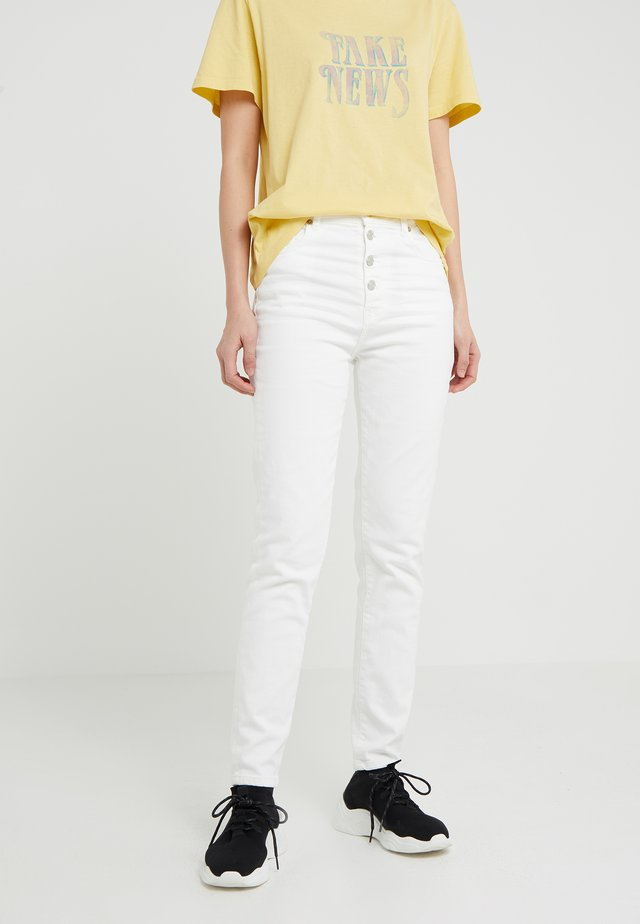 GAETY - Jeans Skinny Fit - offwhite