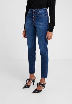 GAETY - Slim fit jeans - industrial blue