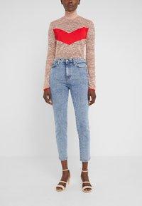 Iro - OILIE - Jeans Skinny Fit - light denim - 0