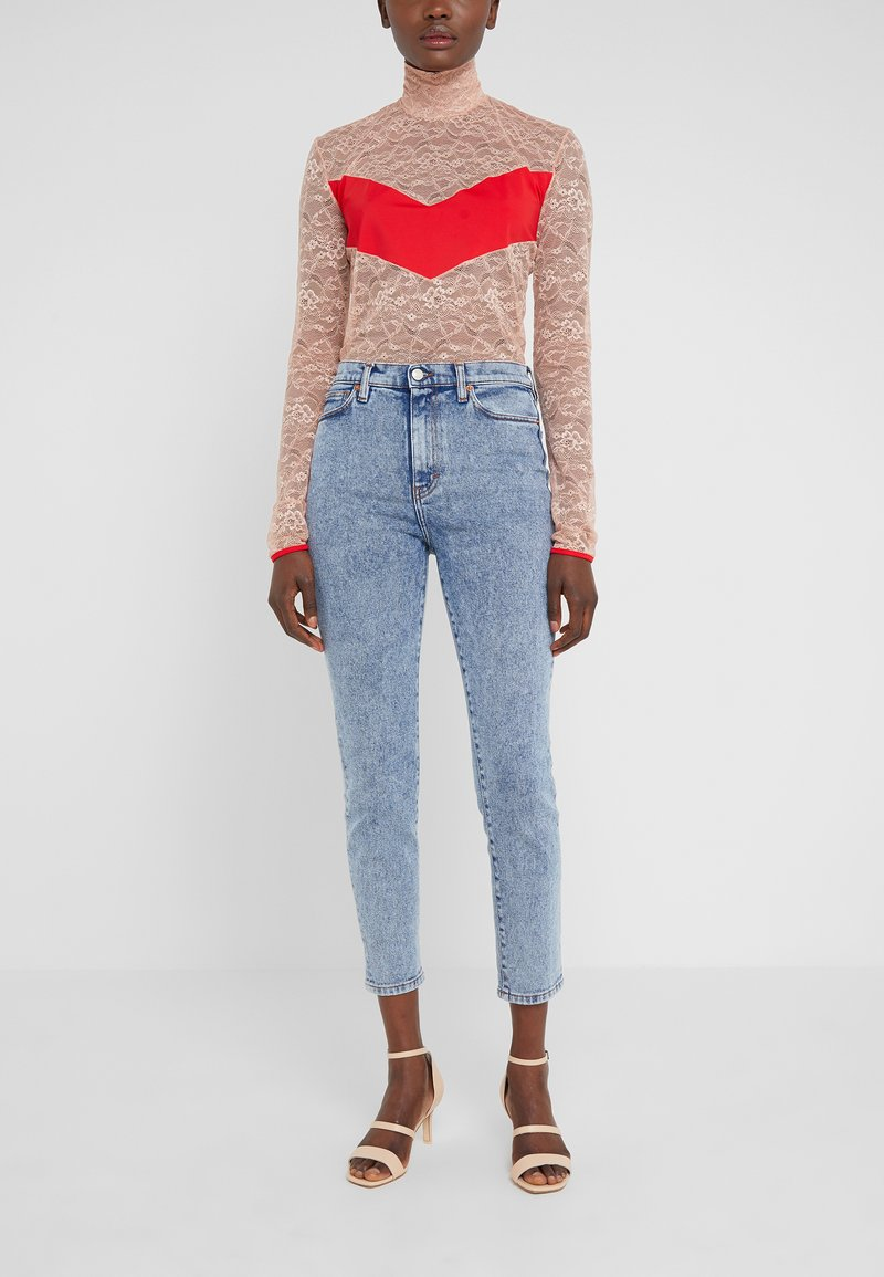 Iro - OILIE - Jeans Skinny Fit - light denim