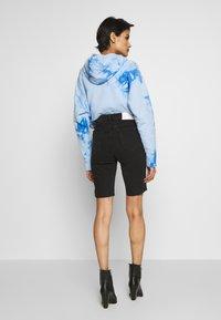 Iro - BIRHAK - Denim shorts - used black - 2