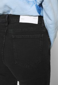 Iro - BIRHAK - Denim shorts - used black - 3