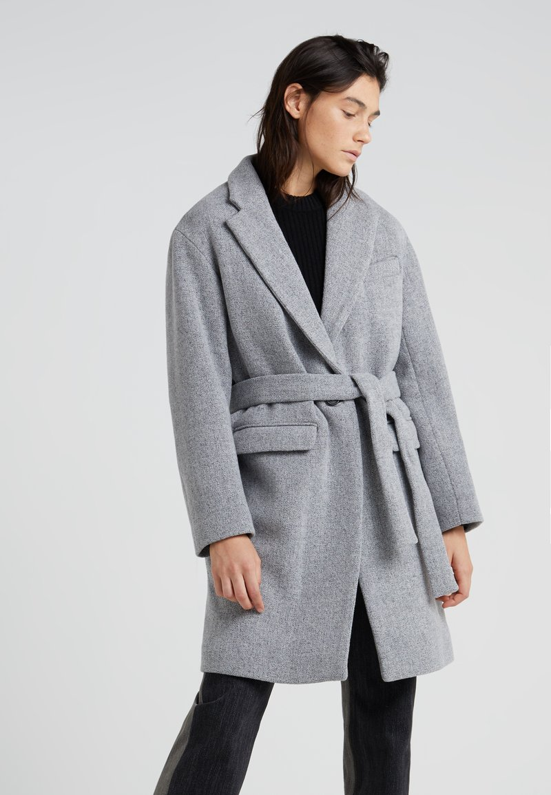 Iro - CHARADE - Wollmantel/klassischer Mantel - grey