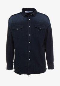 Iro - INSIGHT - Shirt - grey/blue - 3