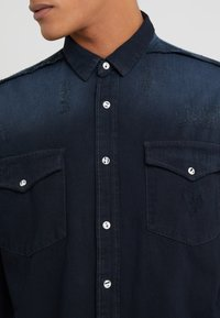 Iro - INSIGHT - Shirt - grey/blue - 4