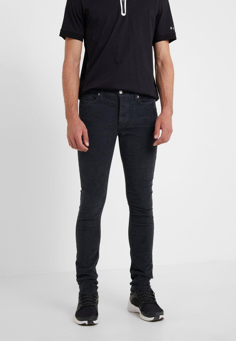 Iro - PIOTRE - Trousers - dark grey