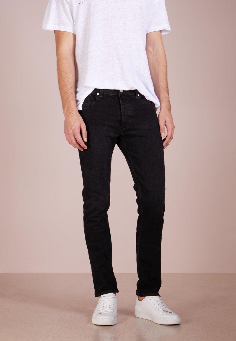 Iro - TUNASBLACK - Jeans Slim Fit - black