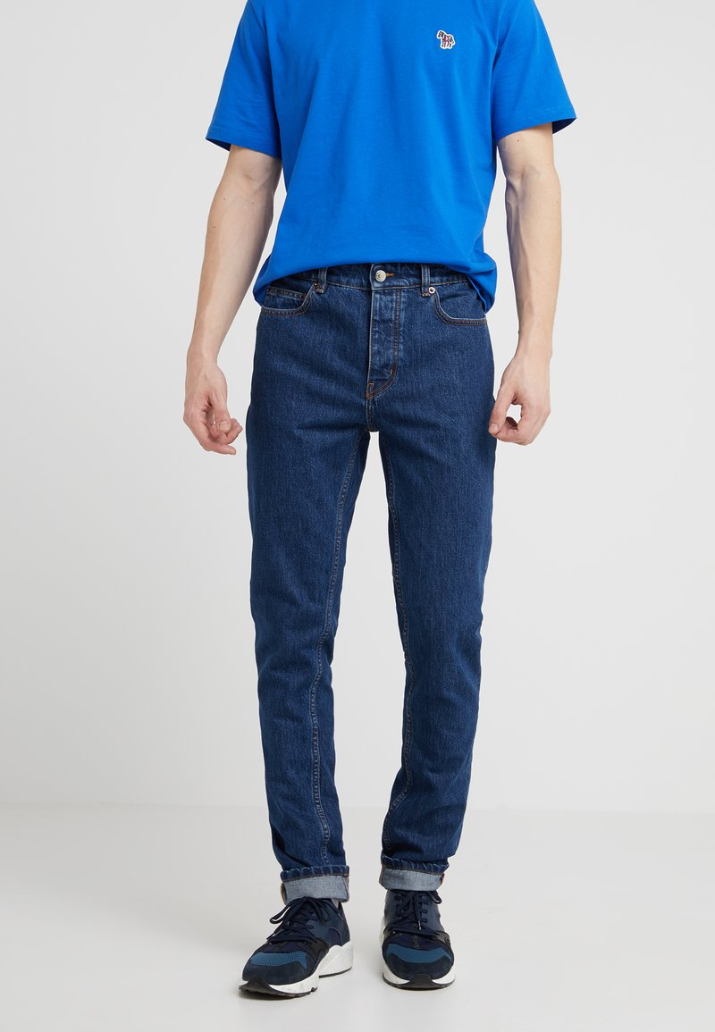 Iro - DASHING - Jeans Slim Fit - indigo
