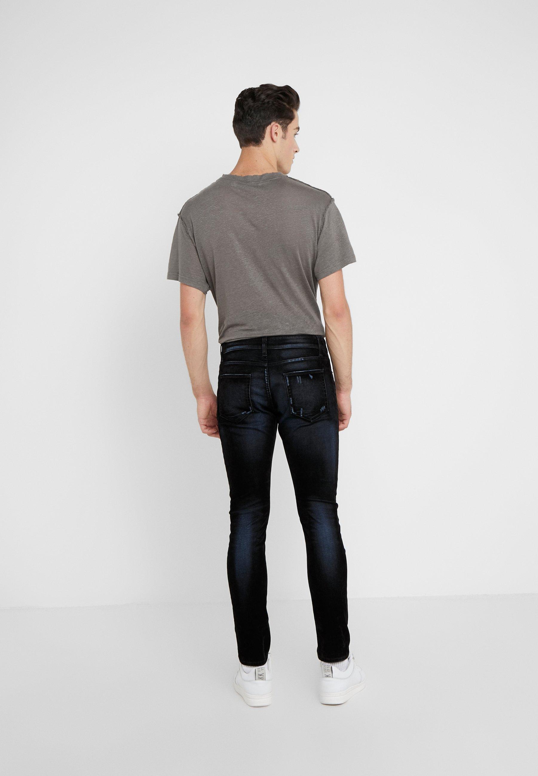 JoryiJeans dark Black Skinny Iro Navy doCxBre