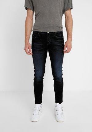 JORYI - Jeans Skinny Fit - black/dark navy