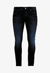 Iro - JORYI - Jeans Skinny Fit - black/dark navy - 4