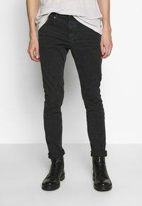 Iro - PLACIDE - Slim fit jeans - black stone - 0