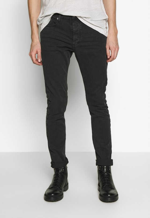 PLACIDE - Jeansy Slim Fit - black stone