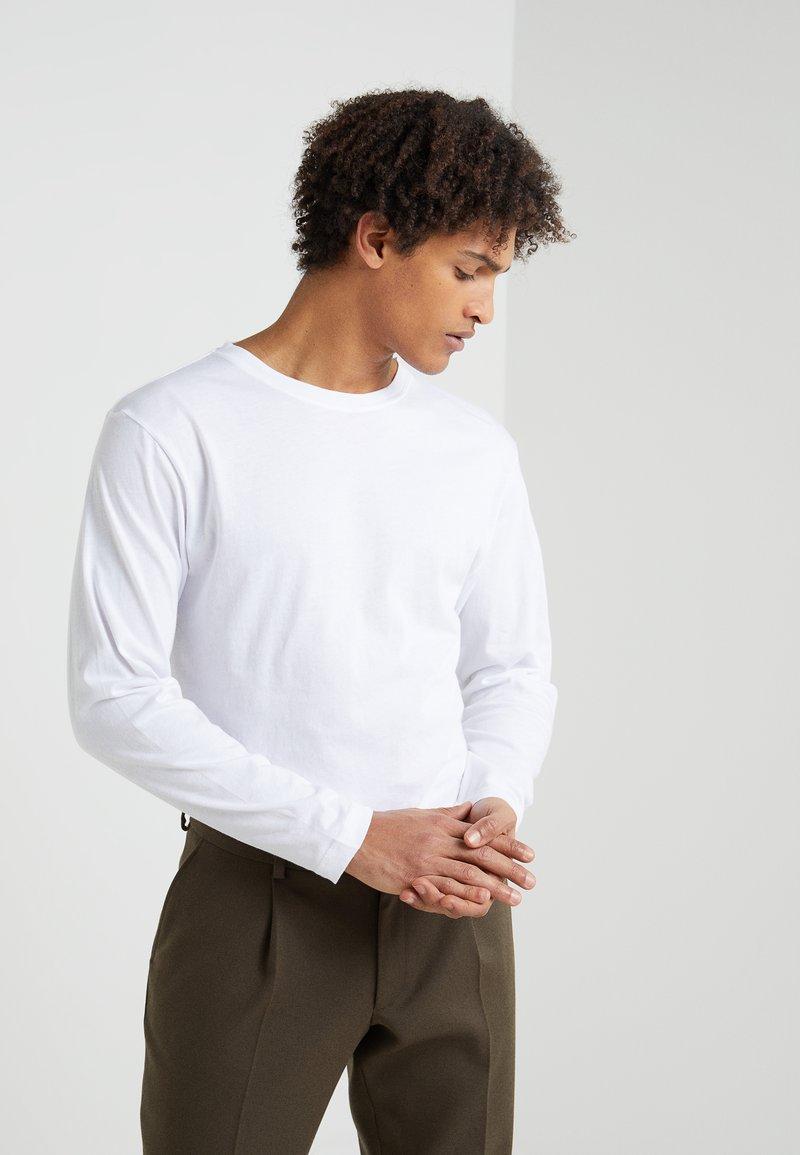 Iro - UNTAMED - Bluzka z długim rękawem - white
