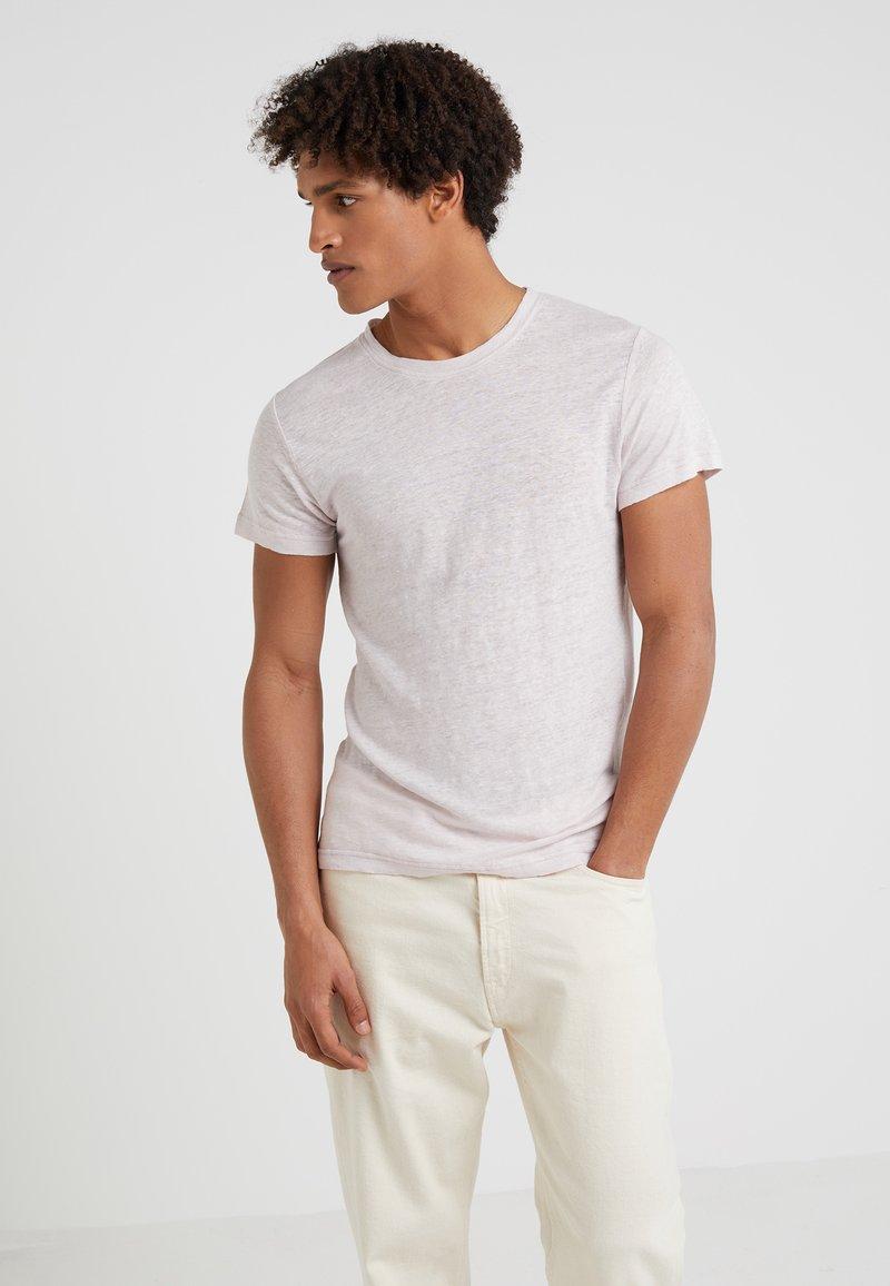 Iro - JAOUI - T-Shirt basic - blush pink