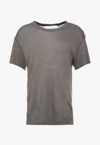 Iro - JURUS - T-shirts - dark grey - 5