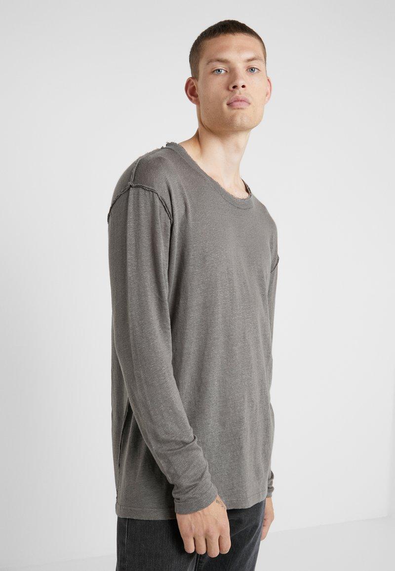 Iro - JABBA - Jersey de punto - dark grey