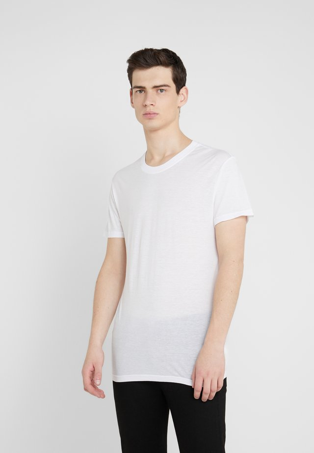 PACLIZ - Basic T-shirt - white