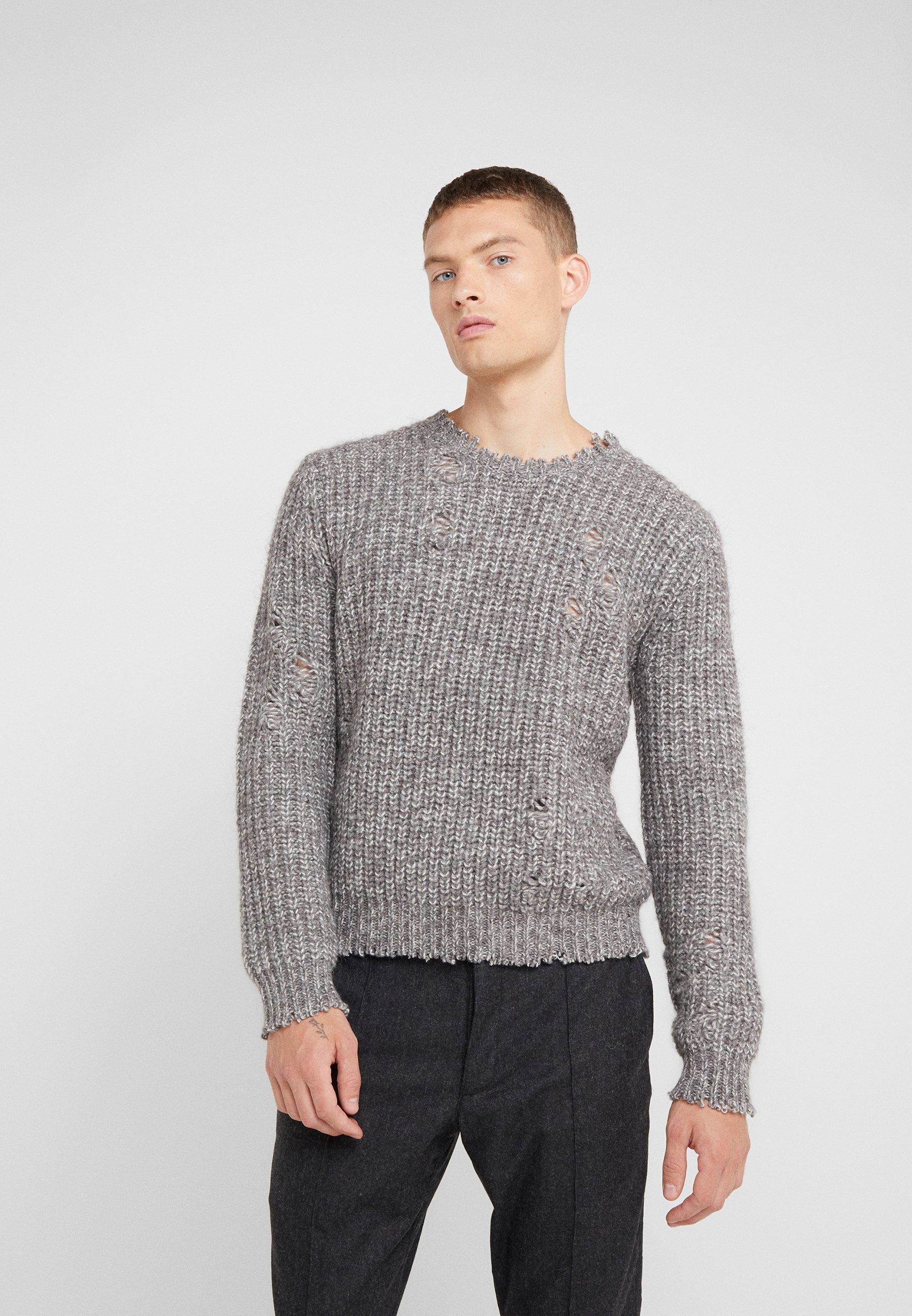 Grey Iro AlbaliPullover Mixed Grey AlbaliPullover Grey Mixed Iro AlbaliPullover Mixed Iro Iro w8P0Okn
