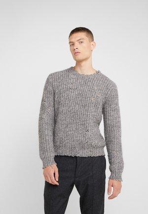 ALBALI - Jumper - mixed grey