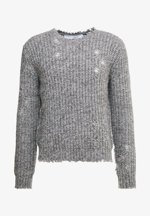 ALBALI - Strickpullover - mixed grey