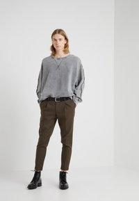 Iro - DOGGED - Sweater - grey - 1