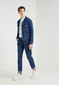 Iro - GLEAN - Veste en jean - indigo - 1