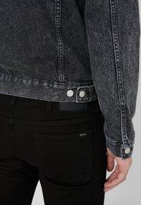 Iro - KUTA - Džínová bunda - dark grey - 4
