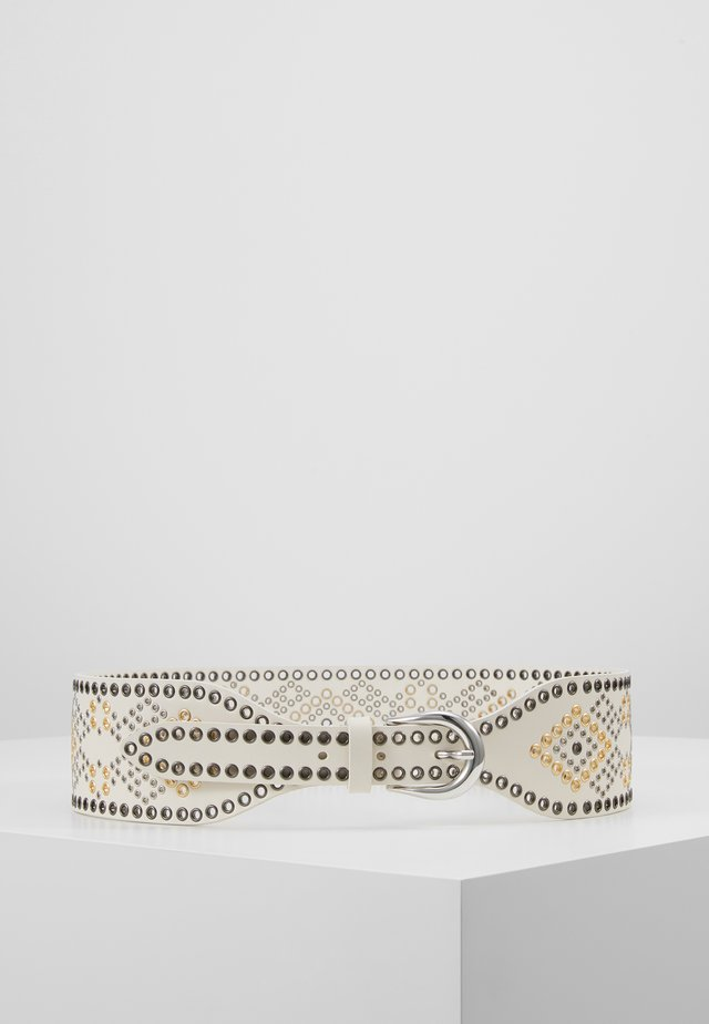 ALIOR - Waist belt - white