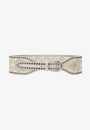 ALIOR - Waist belt - white