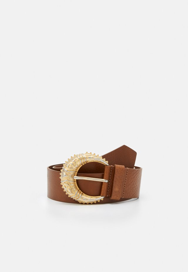 KATLA - Waist belt - tan
