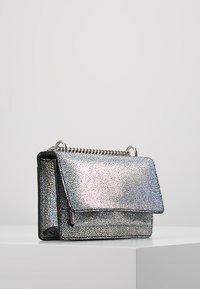 Iro - VENICEMMS - Across body bag - silver - 3