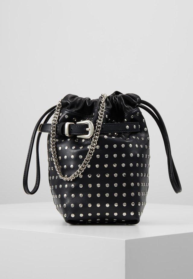 BELTY - Handbag - black