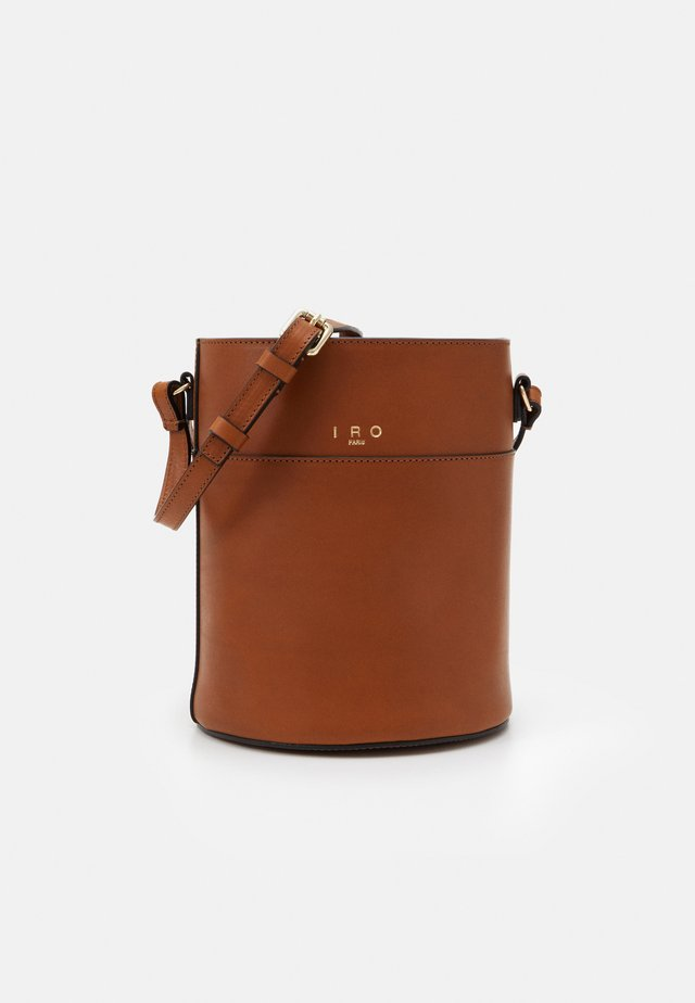 MAYON - Handbag - tan