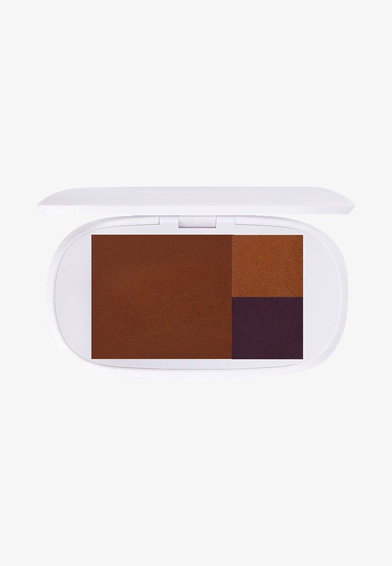 Irise Paris - MOOD BOX MAKE UP PALLET - Face palette - back to work dark