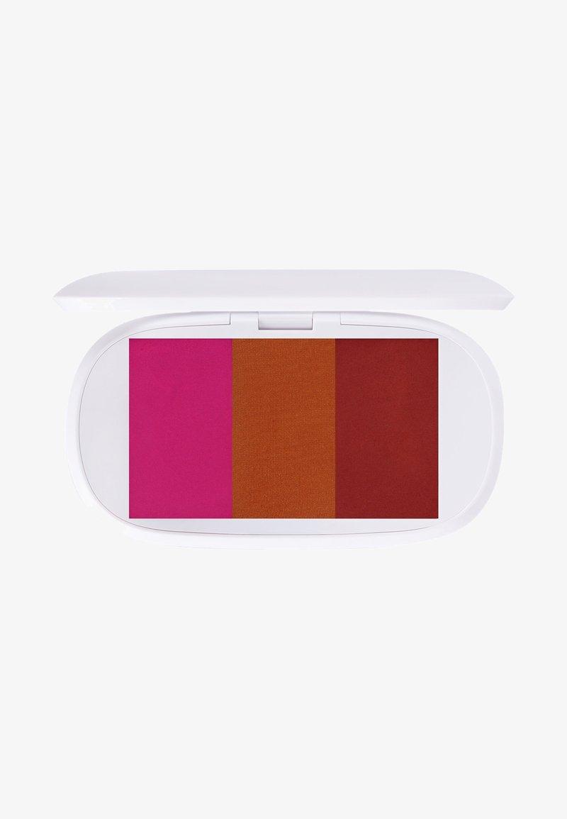 Irise Paris - MOOD BOX MAKE UP PALLET - Face palette - sunny mood