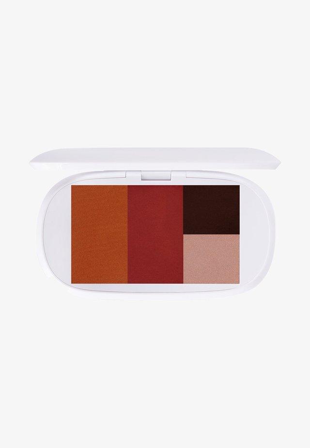 MOOD BOX MAKE UP PALLET - Face palette - short night