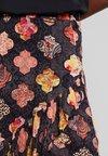 Isla Ibiza Bonita - SKIRT LONG - A-snit nederdel/ A-formede nederdele - black