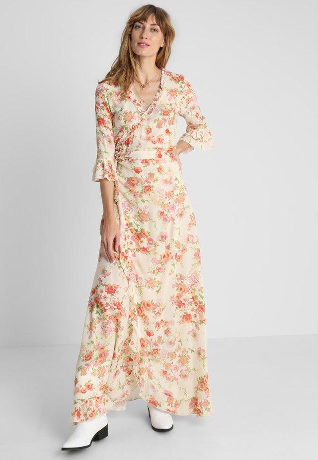 DRESS - Maxi dress - cream