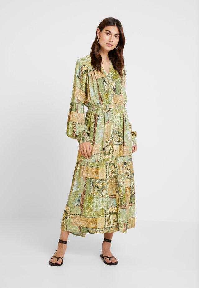 DRESS - Maxikleid - green