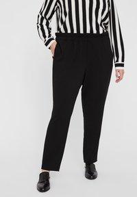 I.scenery - Spodnie materiałowe - black - 0