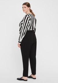 I.scenery - Spodnie materiałowe - black - 2