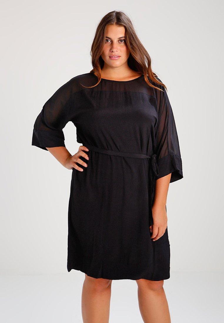 I.scenery - JRIBATOOL  - Day dress - black beauty