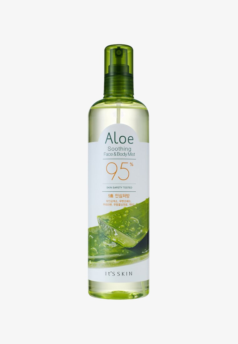 it's skin - ALOE SOOTHING FACE & BODY MIST 95% 400ML - Fugtighedscreme - neutral
