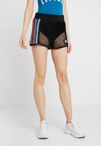 Ivy Park - CRAFT SPACER - Shorts - black - 0