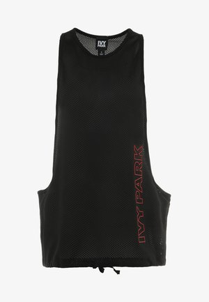 CRAFT CROP TANK - Top - black
