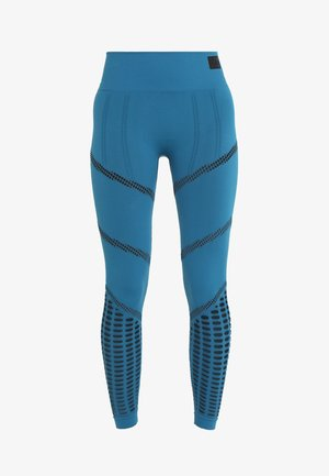 SEAMLESS LEGGINGS - Collants - moroccan blue