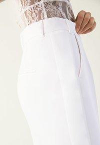 IVY & OAK BRIDAL - Pantaloni - snow white - 3