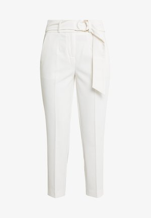 Spodnie materiałowe - vanilla